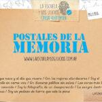 Postales de la memoria